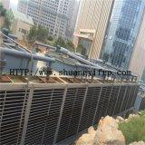 Tour de refroidissement carrée d'écoulement transversal pour industriel
