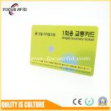Carte Em/Tk /MIFARE 1K/Ntag/DESFire EV1 de l'IDENTIFICATION RF Cr80 pour l'E-Billet et le contrôle d'accès