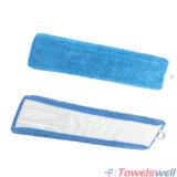 زرقاء [ميكروفيبر] أرضية ممسحة مبلّلة انبطاحا