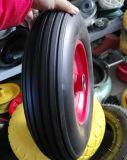4.00-8 het Wiel van het Schuim van het Bewijs Pu van de punctuur voor Kruiwagen
