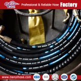Flexible en caoutchouc hydraulique de la station hydraulique de l'équipement hydraulique