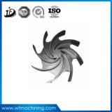 ステンレス鋼の精密鋳造の進歩を用いる失われたワックスの鋳造