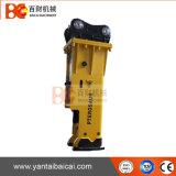 爆破装置に使用する油圧ブレーカ