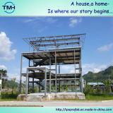 Camere prefabbricate di lusso di disegno della struttura d'acciaio