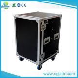 Resistente & Low Price Customized Outdoor Show Flight Caso con Drawer