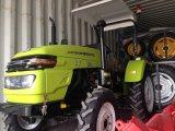 agricoltura a ruote compatta di 35HP 40HP 45HP 4WD/trattore agricolo con il caricatore/attrezzo/Pough