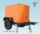 El tipo móvil máquina de Purificatin del aceite aislador (serie Zym-6), respetuosa del medio ambiente, ningún proceso de la arcilla, ISO de Ce& comenta
