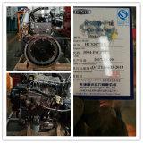bomba de salida concreta concreta mojada de la bomba del motor diesel que pinta (con vaporizador) 56kw toda en una máquina