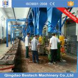 Grüner Sand-automatische Gießerei-Gussteil-Formteil-formenmaschine