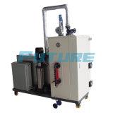 過熱の電気蒸気発電機(TLDR)
