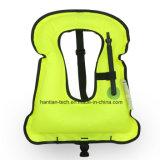 Cores Personalizadas Mergulhador TPU Vest jaqueta de vida