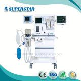 Sistema de anestesia y la vibración del dispositivo de anestesia