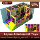 Tipo del campo da giuoco e Camera dell'interno del gioco dei capretti del materiale del campo da giuoco della plastica (T1501-3)