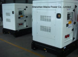 groupe électrogène diesel silencieux de l'alimentation 110kVA générale pour le marché africain