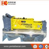 Marteau hydraulique de roche d'excavatrice de système de Soosan à vendre