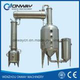 Vácuo eficiente elevado de Wz que levanta a destilação da energia hidráulica do evaporador de único efeito da película