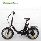 """"""" bicyclette 20 électrique se pliante avec le port USB (TDN13Z)"""