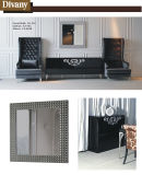 Nuovo sofà classico di svago dell'hotel del fabbricato di qualità superiore della mobilia