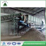 Proyecto dominante de la vuelta directa de la fábrica para la basura municipal que clasifica la línea