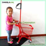 سوق مركز تجاريّ [شوبّينغ كرت] طفلة حامل متحرّك
