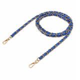 置換のショルダー・バッグベルトの女性の女の子の革長いハンドバッグの鎖