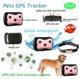 2g LE GPS Tracker pour les animaux de compagnie avec la communication bidirectionnelle (D69)