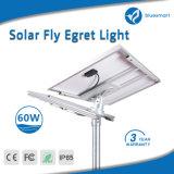 Indicatore luminoso di via solare della lampada LED di Bluesmart 60W LED