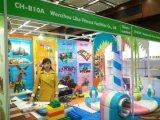 Strumentazione dell'interno commerciale del campo da giuoco dei bambini (QL-3066C)