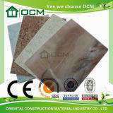 Tarjeta decorativa incombustible de los materiales del MGO