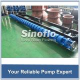 Poço Fundo bomba submersível Bomba de irrigação de circulação de água quente