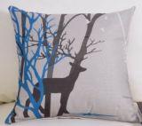 Мультфильм северных оленей лен подушки подушки охватывает