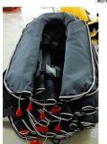Jaqueta de vida inflável manual Jaleco inflável automático 150n Coletes de vida de flutuação