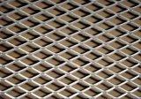 3m de espessura de aço preta de malha de metal expandido