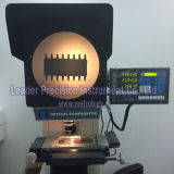 High Accuracy Contour Inspect (VOE-1510)를 위한 단면도 Projector