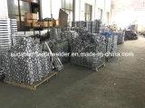 Machine hydraulique de soudure par fusion de bout de Sud630h pour la pipe de HDPE