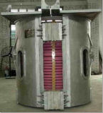 1t Coreless Medium Frequency Induction Melting Furnace per Iron