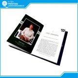 Rica Encuadernación Tapa dura impresión de libros con el caso