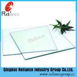 vidrio de flotador claro de 1-19m m/vidrio de hoja claro con la ISO