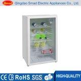 Mini einzelner Glastür-Kühlraum