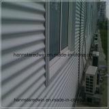 Non-Amianto Material de plástico ondulado ambiental PVC UPVC Material de construção de telhados