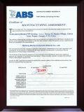 ISO/SGS Certicificationsの高力Fiberglass/FRPのDecking
