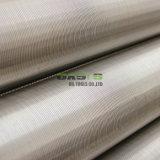 Venta caliente 5/86 pulgadas de agua y acero inoxidable de 150 micras 304 mallas filtrantes