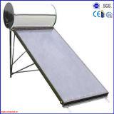 2016 placa plana pressurizado/aquecedor solar de água compacto painel