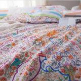Van Katoenen van het huis de Textiel Goedkope Afgedrukte Reeks van de Dekking van het Dekbed Bedsheets van de Stof
