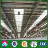 Grand atelier préfabriqué de structure métallique avec le coût bas