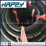 Boyau en caoutchouc hydraulique flexible de boyau à haute pression du pétrole R2