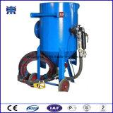 De draagbare Zandstralende Zandstraler van de Pot/van het Zand/het Zandstralen van Machine