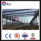 Magazzino prefabbricato della struttura d'acciaio (BYSS-191)