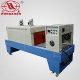 Piccola macchina imballatrice restringente con la fornace della stufa con lo spostamento dell'imballaggio per la plancia d'acciaio