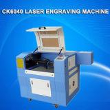 máquinas de acrílico de madera del cortador del laser del CO2 del grabado del sello de goma de 600X400m m